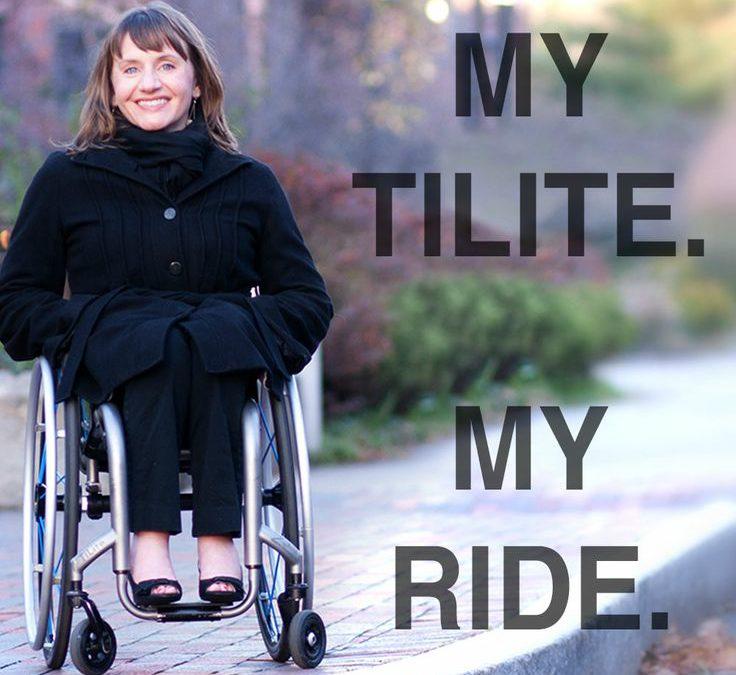 Tilite wheelchairs & Roho workshop
