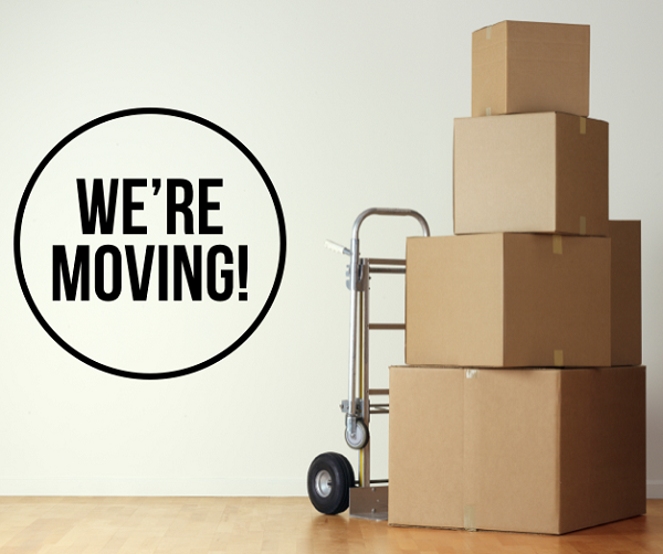 We're moving – TRARALGON showroom