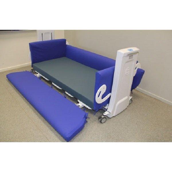 Deutscher High Protection System Hps For Floor Line Bed