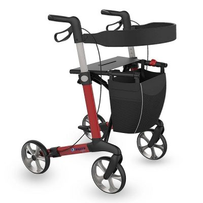 Mobility walker knee walker light weight for indoor use for Mobility walker